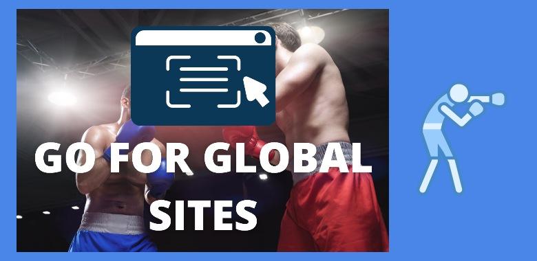 global sites