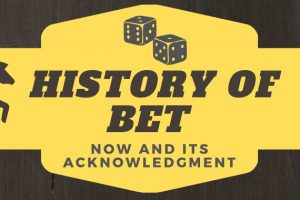 history of bet